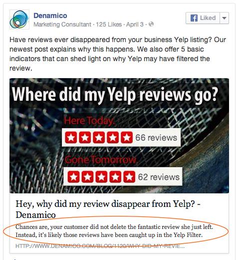 meta descriptions in social media shares (facebook)