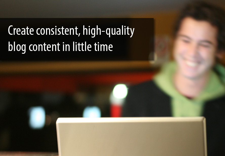 ConsistentQualityBlogContent
