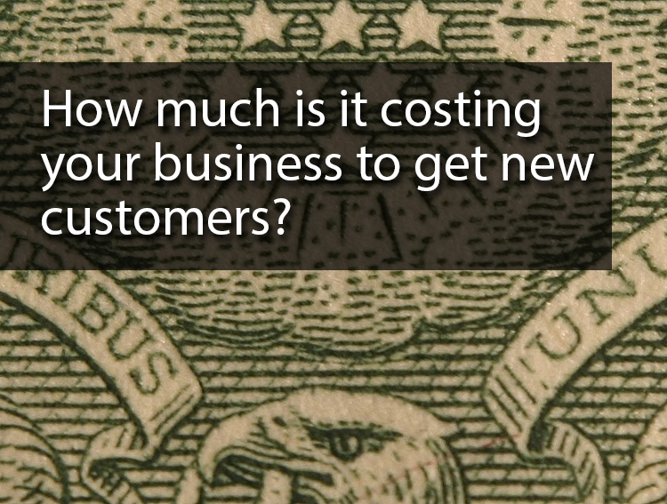 Customer Acquisition Cost: How Much Did that New Customer Cost?