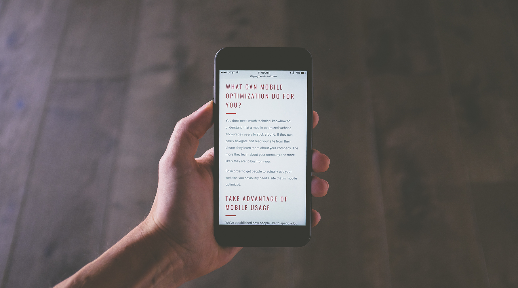 Why Mobile Optimization is So Important for Businesses