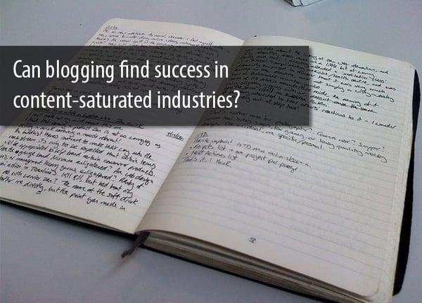 blogging success