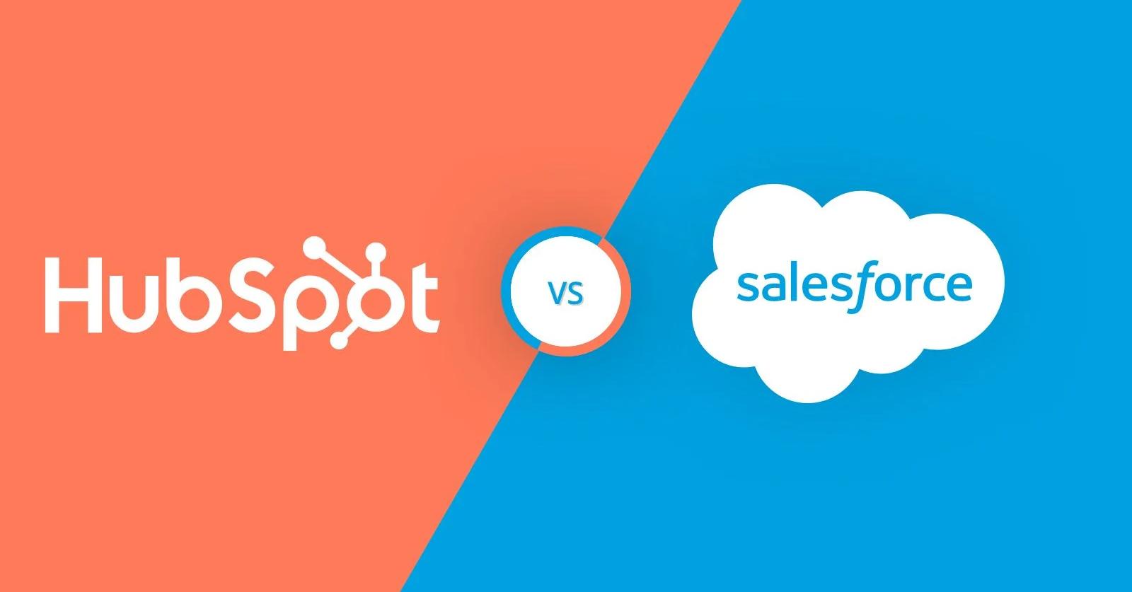 Software Showdown: HubSpot vs. Salesforce