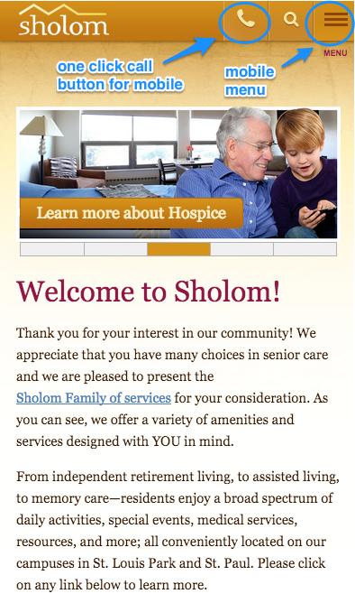 Sholom_mobile_site