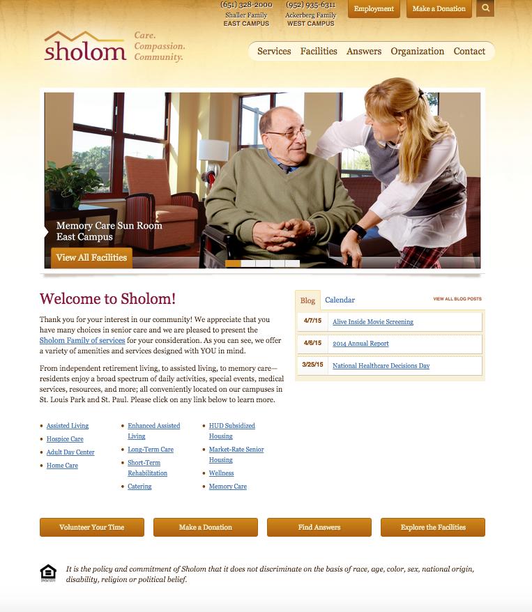 sholom_website
